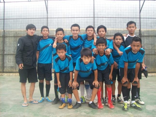 DTW Miftahurrahman sebagai Juara Liga Kampoeng Santri (LKS) 2012
