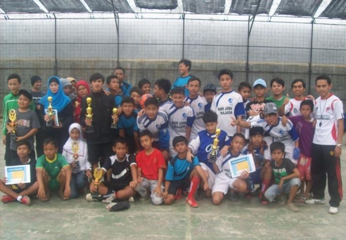Official & Team LKS '12, Selamat & Sukses!