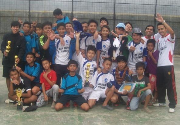Pose Bebas Para Jawara & Official Liga Kampoeng Santri (LKS) 2012