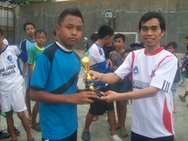 Hendra (Miftahurrahman), Top Skorer Liga Kampoeng Santri (LKS) 2012