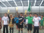 Para Jawara CCI dalam Dwi Lomba Kampoeng Santri Al Ikhlas