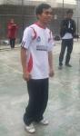 Pa Lurah Kampoeng Santri saat menutup LKS '12