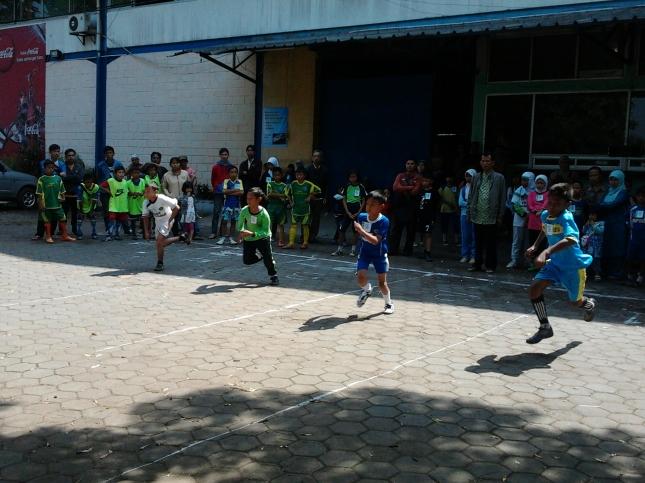 Lari Sprint Porsadin Kota Bandung