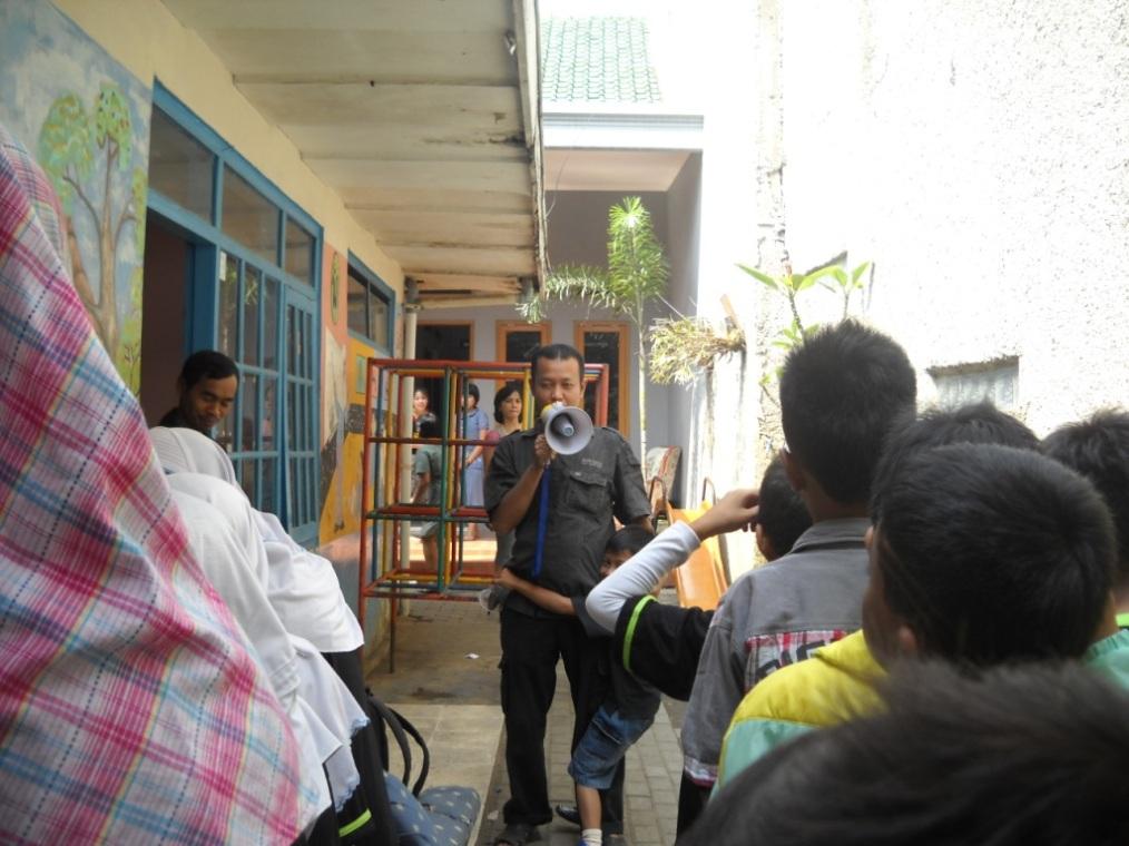 Pembukaan PAKSI VIII Oleh Dewan Pembina Kampoeng Santri