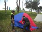 C_Pendirian Tenda Panitia